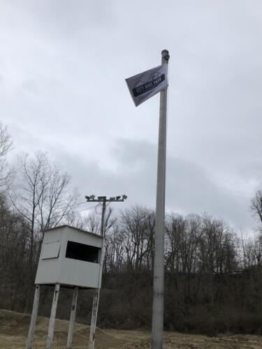 CBP - Flag Raised