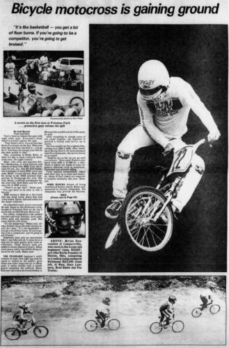 Palladium Item Sun May 30 1982