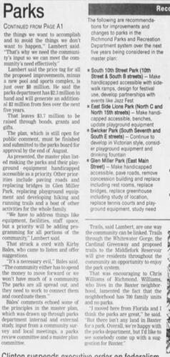 Palladium Item Thu Aug 6 1998